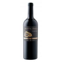 Вино Бухта Омега Совиньон белое сухое 0,75л 12%