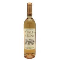 Вино Бэлла Луна белое п/сладкое 0,7л 11%