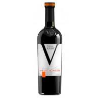 Вино Вилла Крым Шевалье Руж красное п/сл 0,75л 13%