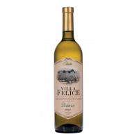 Вино Вилла Феличе белое сухое 0,75л 10-12%