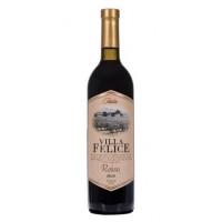 Вино Вилла Феличе красное сухое 0,75л 10-12%