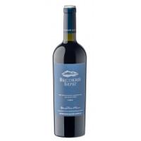 Вино Высокий берег Сира красное сухое 0,75л 12,5%
