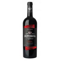 Вино Жемчужина короны Каберне красное п/сл 0,75л 10-12%
