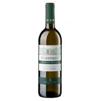 Вино Инкерман Классическая Коллекция белое полусухое 0,75 11,5-13,5%