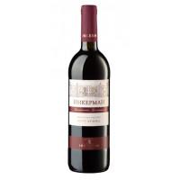 Вино Инкерман Классическая Коллекция красное полусухое 0,75л 11,5-13,5%