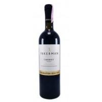 Вино Инкерман Крым Каберне сухое красное 0,75л 14%