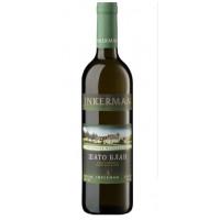 Вино Инкерман Шато Блан белое п/сухое 0,7л 13,5%
