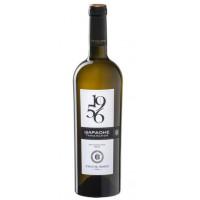 Вино Кубань-ВиноТаманский полуостров Шардоне Таманское 1956 белое сухое 0,75л 12%