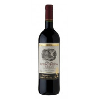 Вино Гранд Мэтр Шато Де Региньон АОС красное сухое 0,75л 13,5%