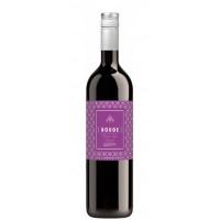 Вино Жан-Жюльен красное полусладкое 0,75л 11%