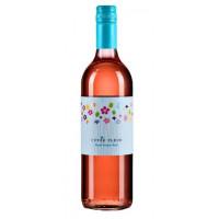 Вино Кюве Флер розовое сухое 0,75л 12%