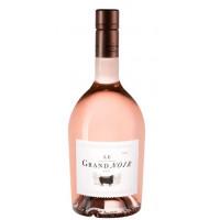 Вино Ле Гран Нуар Розе 2018 розовое сухое 0,75л 12,5%