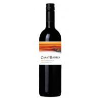 Вино Каса де Барро красное полусладкое 13% 0,75л