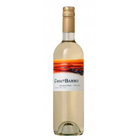 Вино Каса де Барро совиньон блан белое сухое 13% 0,75л