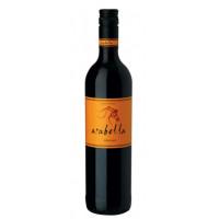 Вино Арабелла Пинотаж красное сухое 0,75л 14%