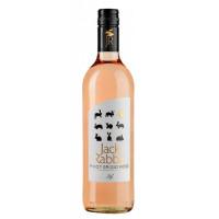 Вино Джек Рэббит Пино Гриджо Розе розовое полусухое 0,75л 12%
