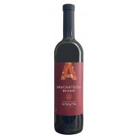 Вино ликерное Винодельня Алушта Мускатель белый белое 0,75л 16%
