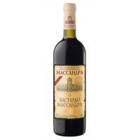 Вино ликерное Массандра Крым Бастардо Массандра красное 0,75л 16%