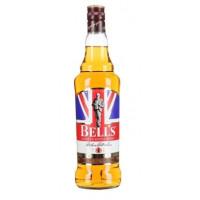 Виски Бэллс Ориджинал 0,5л 40%
