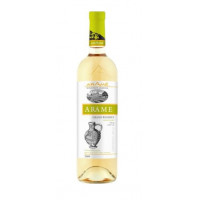 Вино Арамэ белое сухое 0,75л 13%