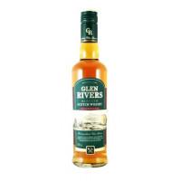 Виски Глен Риверс 0,5л 40%