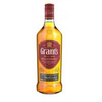 Виски Грантс Трипл Вуд 3 года 0,5л 40%
