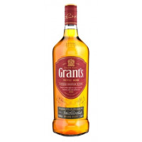 Виски Грантс Трипл Вуд 3 года 0,7л 40%