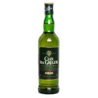 Виски Клан Мак Грегор 0,5л 40%