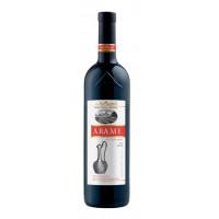 Вино Арамэ красное п/сл 0,75л 12%