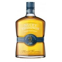 Виски Наки Томпсон 3 года 0,5л 40% фляга
