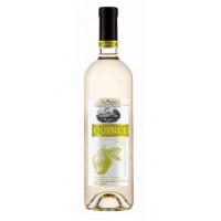 Вино Арамэ фруктовое айвовое белое п/сл 0,75 11,5%