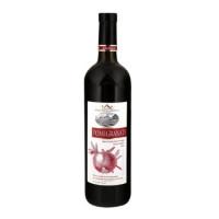 Вино Арамэ фруктовое гранатовое красное п/сл 0,75 11,5%