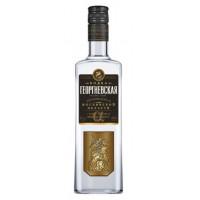 Водка Георгиевская на спирте Альфа 0,5л 40%