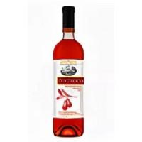 Вино Арамэ фруктовое кизиловое розовое п/сл 0,75л 11,5%