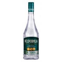 Водка Кедровица кедровая мягкая 0,5л 38%