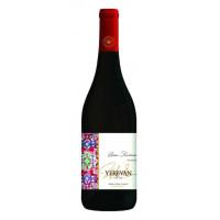Вино Ереван Арени Кармрают 782 ВС красное сухое 12,5% 0,75л