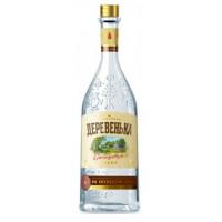 Водка Солнечная деревенька на солодовом спирте Альфа 0,5л 40%
