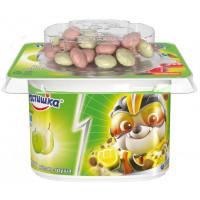 Йогурт Растишка с печеньем яблоко-груша 3% 118г