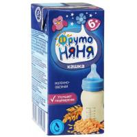 Кашка Фруто-няня овсяная молочная готовая к употреблению 200мл