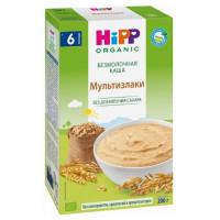Каша Хипп безмолочная зерновая мультизлаки с 6 мес. 250г