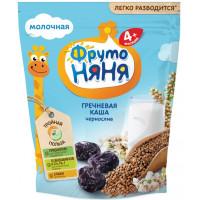 Каша Фруто-няня гречневая молочная с черносливом 200г