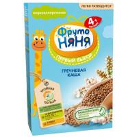 Каша Фруто-няня гречневая без молока 200г