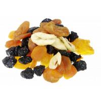 Смесь фруктовая весовая 1кг