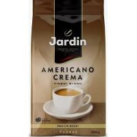 Кофе Жардин Американо крема зерно 1000г