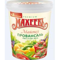Майонез Махеев провансаль 50,5% 800г ведро