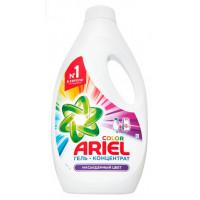 Средство для стирки Ариэль колор жидкий 1,95л