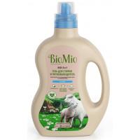 Гель для стирки БиоМио и пятновыводитель 2в1 1500мл