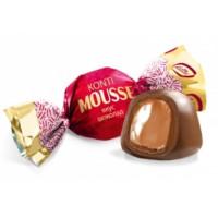 Конфеты Конти Мусс вкус шоколад 1кг
