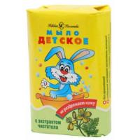 Мыло Невская косметика детское с экстрактом чистотела 90г