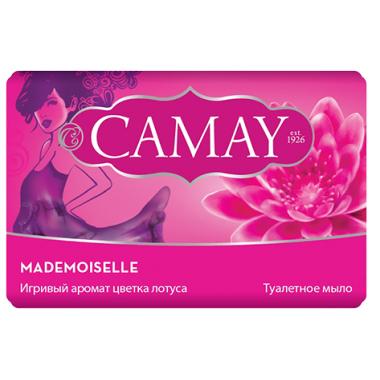 Мыло Камей Мадмуазель аромат цветок лотоса 85г